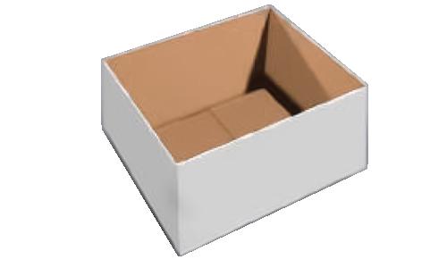Teco - Четырехклапанный ящик открытого типа Лоток модель